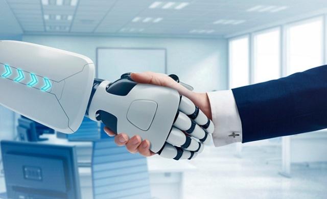 cobots robots ai